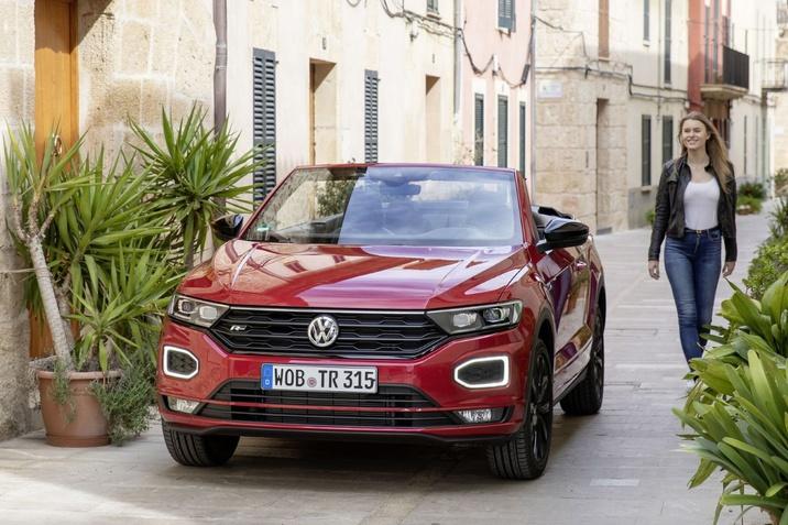 VW T-Roc Cabriolet 2020