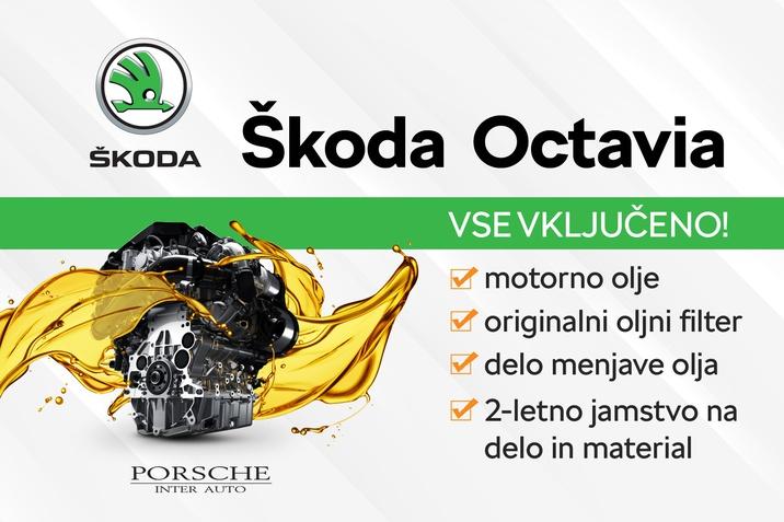 ŠKODA OCTAVIA SERVIS