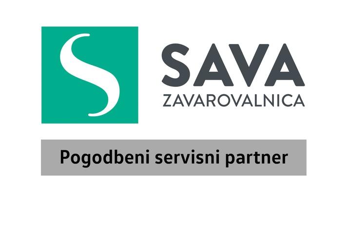Pogodbeni servisni partner zavarovalnice SAVA