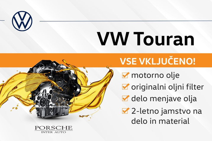 VW TOURAN SERVIS